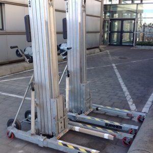 2124-sumner-Materiallift-7,20m-300kg-bj2015