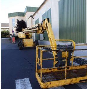 JLG 1350SJP Teleskoparbeitsbühne gebraucht